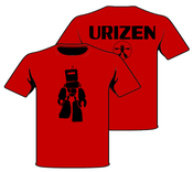 "Image of URIZEN ""Year of the Robot"" T-Shirt"
