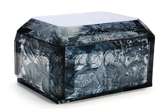 Image of Dinosaur Box