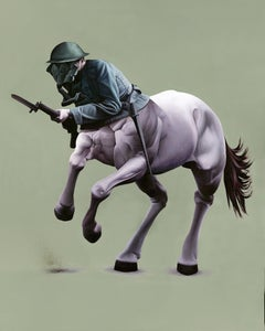 Image of Vanguard- Limited Edition Giclee Print- 77 x 61 cm- Kirsty Whiten