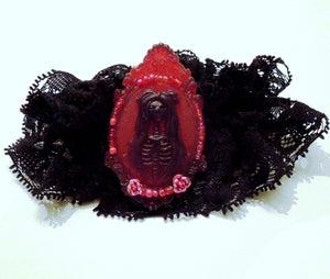 Image of Lady of Death - Lace Bracelet