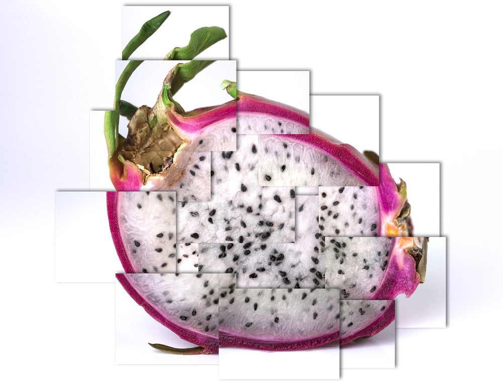 Image of Photograph: Study of a Dragon Fruit  - by Torin Nielsen