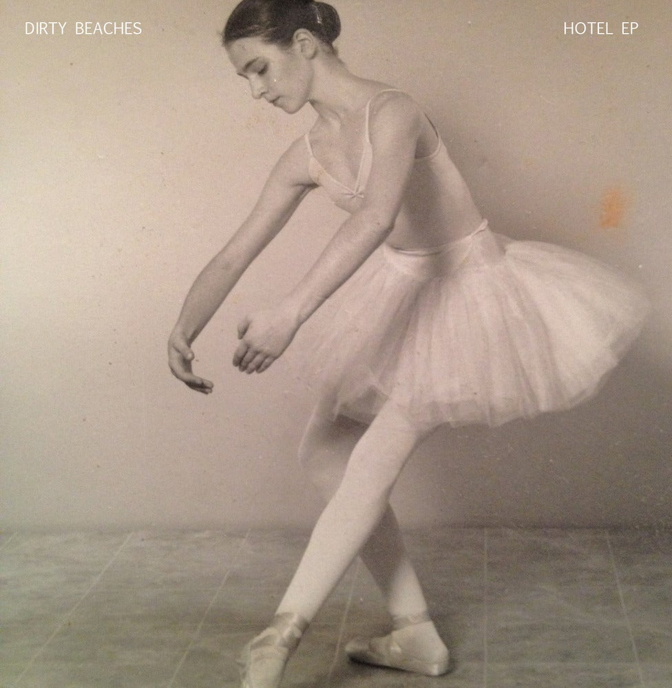 """Image of DIRTY BEACHES """"DRIFTERS / LOVE IS THE DEVIL"""" CD -DOUBLE LP"""