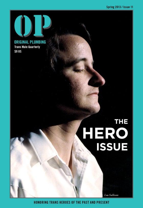 Image of Original Plumbing #11: The Hero Issue