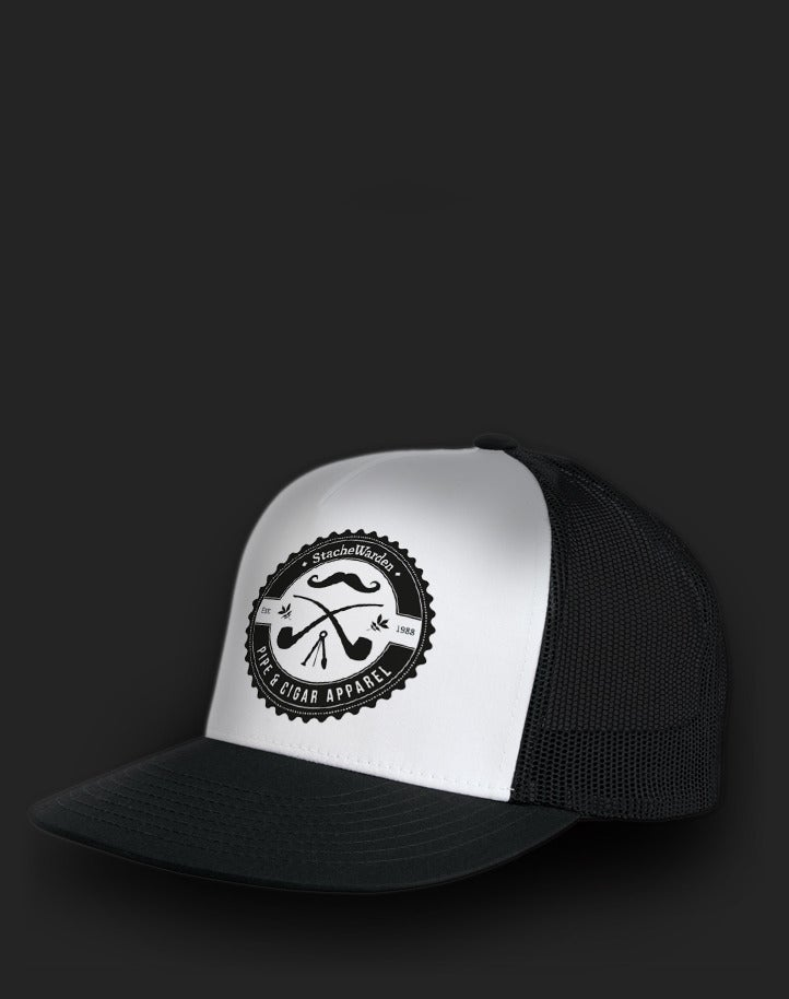 Image of Warden's Original Emblem | Trucker Hat