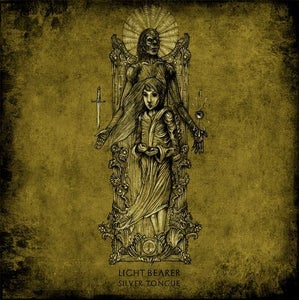 "Image of LIGHT BEARER ""silver tongue"" 2xLP"