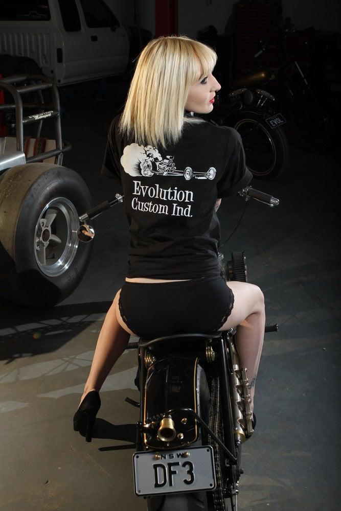 Image of Slingshot Dragster T-shirt