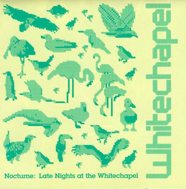 Image of Nocturne: Late Nights At The Whitechapel CD
