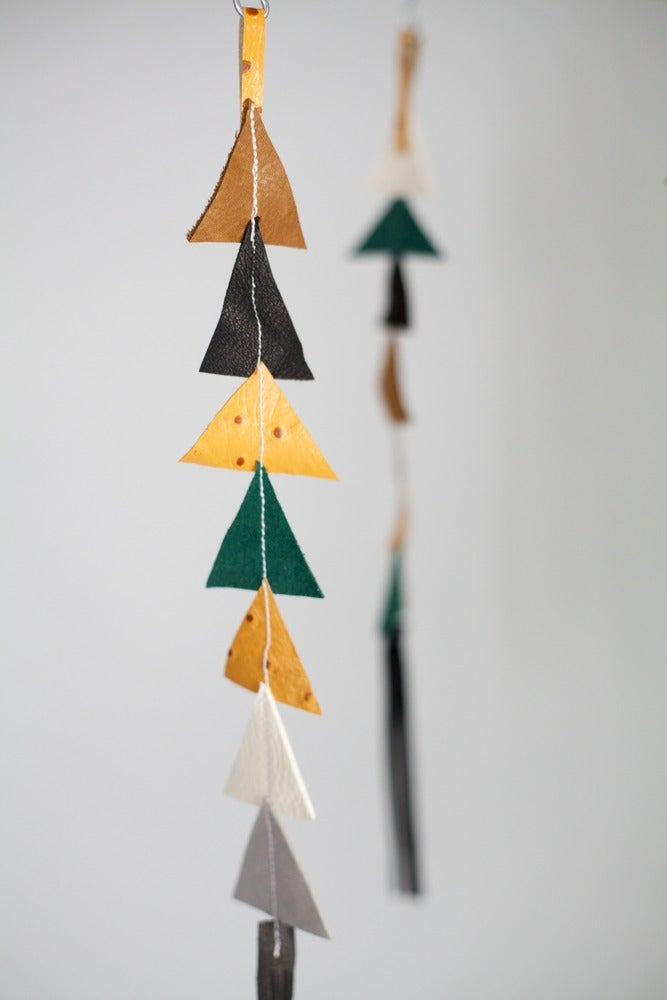 Image of The Leather Triangle Mobile in Radcliff *limited edition