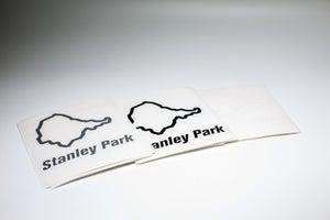 Image of Stanley Park Sticker