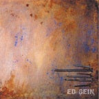 "Image of ED GEIN, ""It's a Shame..."" CDEP"