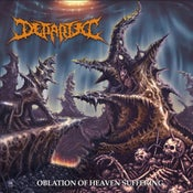 Image of [CD] DEPARTED - Oblation of Heaven Suffering