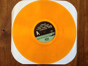 Image of Marching Band translucent orange vinyl