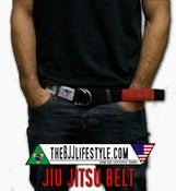 Image of theBJJlifestyle.com BJJ Belt