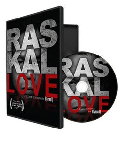 Image of Raskal Love DVD