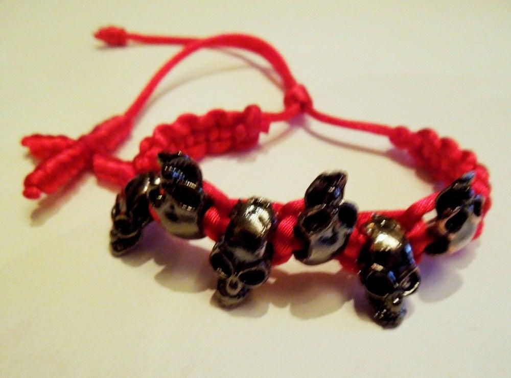 Image of Skulls & Cross Bracelets