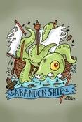 Image of The Kraken Awakes Print