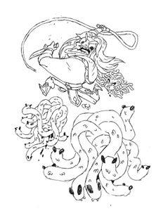 Image of Castlevania Sketch