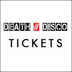 Image of Online Tickets (Big Cartel order confirmation or Paypal payment receipt = Your ticket)