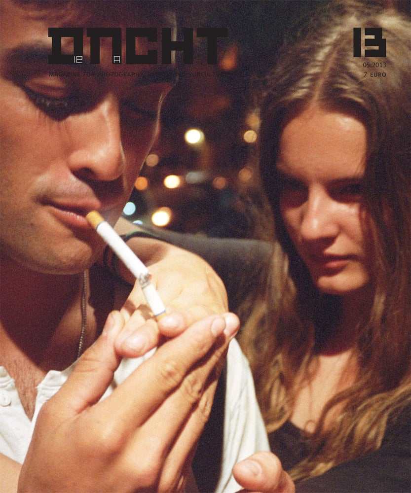 Image of dienacht Magazine #13