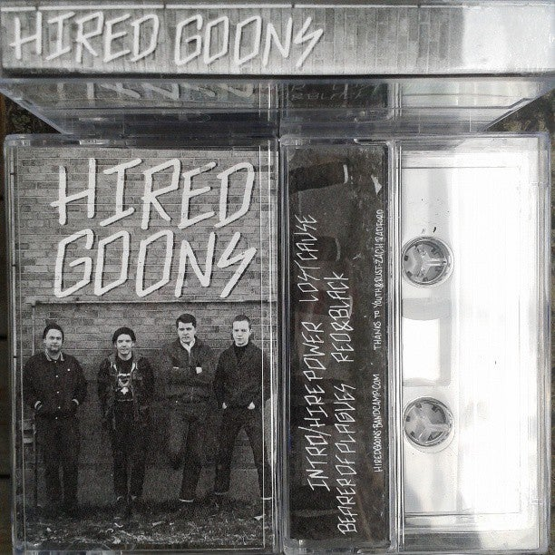 Image of Hired Goons Demo I