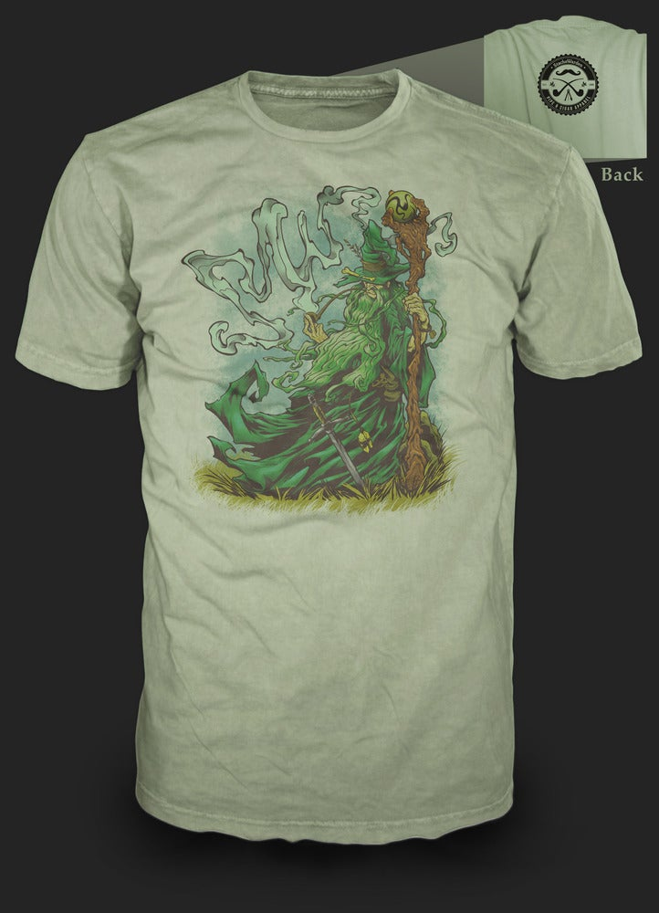 Image of The Pipe Wizard | T-Shirt