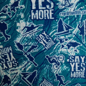 Image of Say Yes More Adventure Buff / Lagoon