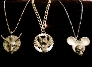 Image of Chain with Silver Pendant Necklaces