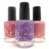 Image of Nail Polish - Heart Trio