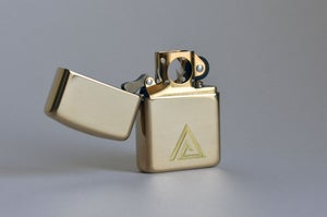 Image of The Albion Engraved Lighter