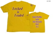 Image of 2013 Lakers Playoff Edition Nicknames Tee