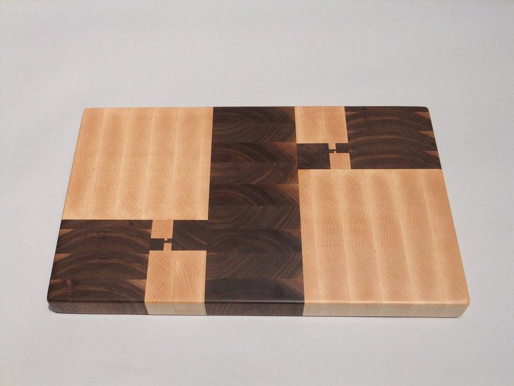 Image of Double Fibonacci Cutting Board