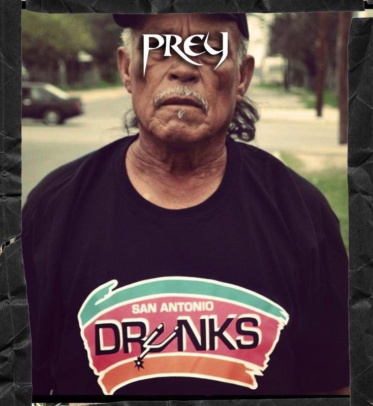 Image of San Antonio Drunks tee