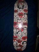 Image of CULT LEADER SKATEBOARD DECK (IN STOCK)