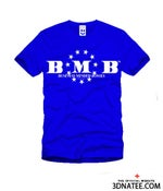 Image of THE ELEVEN STAR BMB™ TEE (BLUE)
