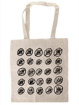 Image of Doomtree No Kings Tote Bag