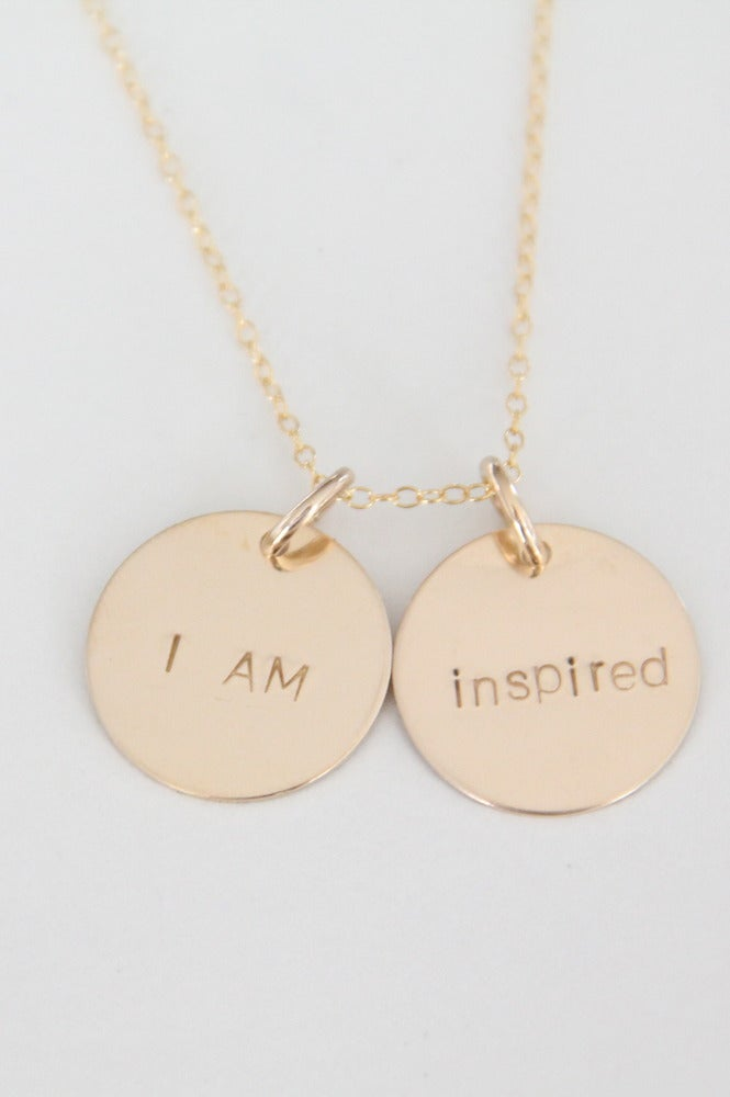 Image of I AM INSPIRED (GF)