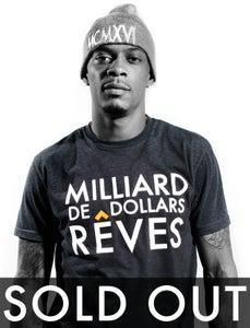 Image of MILLIARD DE DOLLARS RÊVES