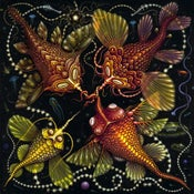 """Image of SYMBIONTS ~ 20 x 20"""" Signed Open Edition"""