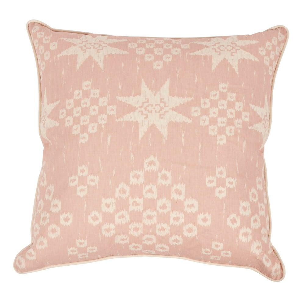 "Image of Gitana Pink Single Sided 22"" Pillow"