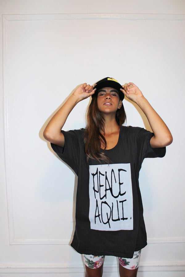 Image of Peace Aqui
