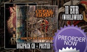 """Image of CRIMINAL ELEMENT """"Guilty As Charged"""" DIGIPACK cd"""