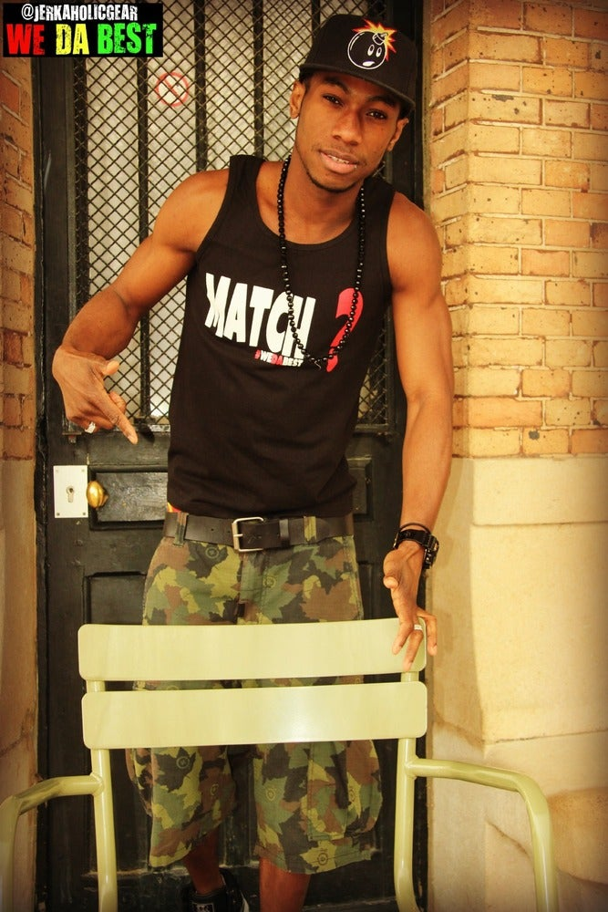 Image of MATCH ? Tank  from #WEDABEST