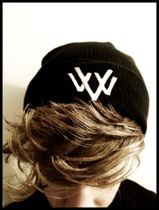 Image of vVv black beanie
