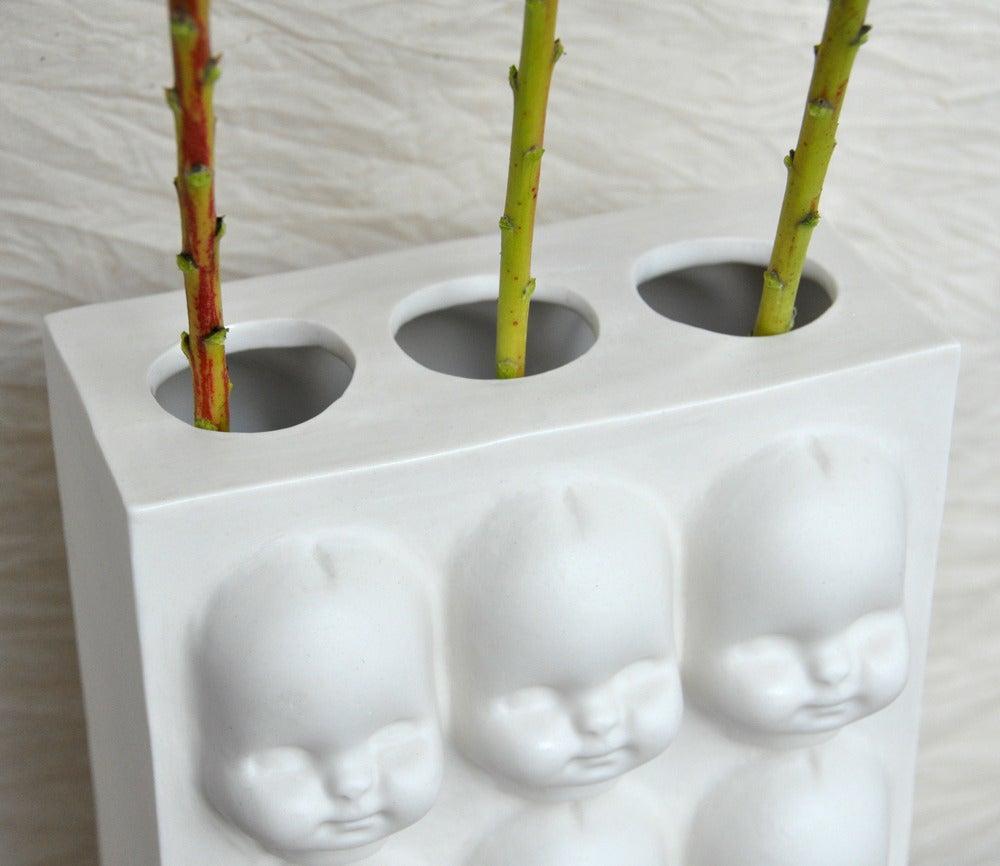 Image of babies everywhere! vase #2