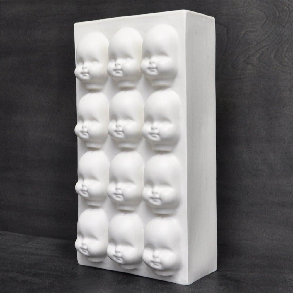 Image of babies everywhere! vase #3