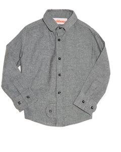 Image of Grey Tab Shirt
