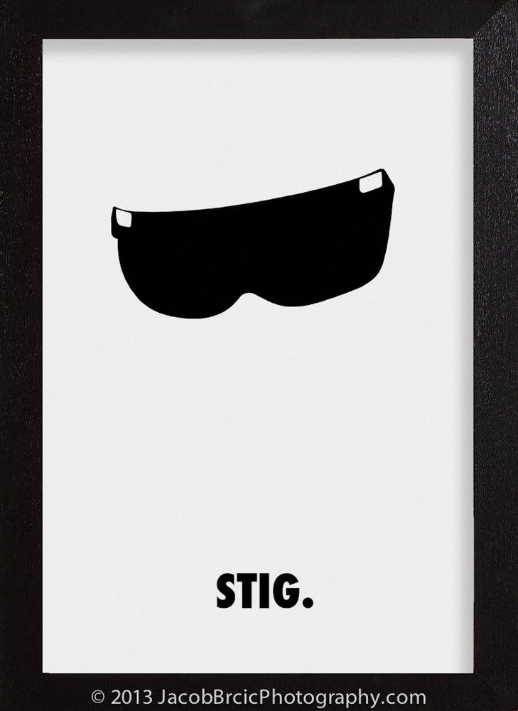 Image of Stig Poster