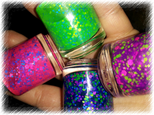 Image of Neon Jelly Collection