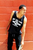 Image of Brand Tank (Black)