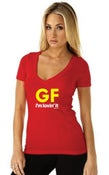 Image of GF I'm Lovin it T-Shirt for Ladies